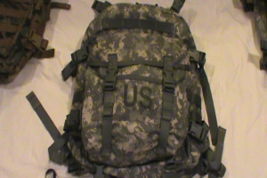 US Army Molle II Assault Pack